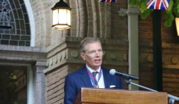 İngiltere Büyükelçisi İran'ı yalanladı!