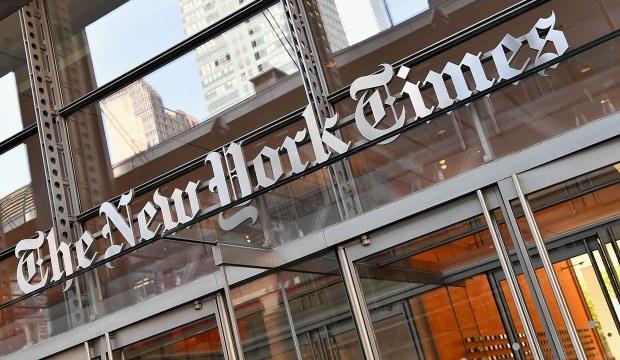İran'dan New York Times yasağı!