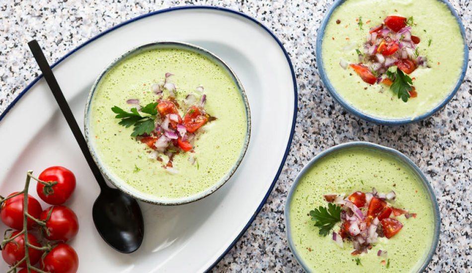Serinleten soğuk çorba nasıl yapılır? Yazın içebileceğiniz soğuk çorba tarifi
