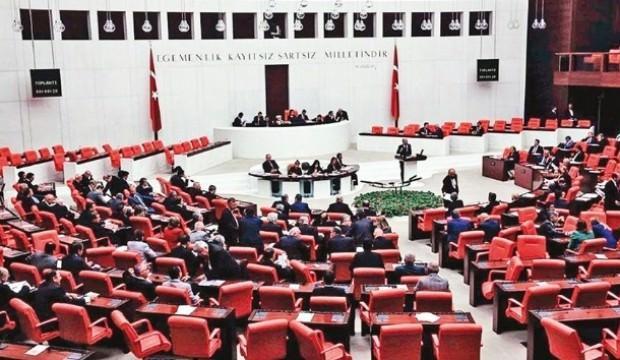 İhtiyat akçesine ilişkin düzenleme Meclis'te kabul edildi