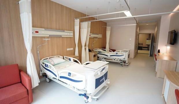 Yarı fiyatına icradan satılık hastane