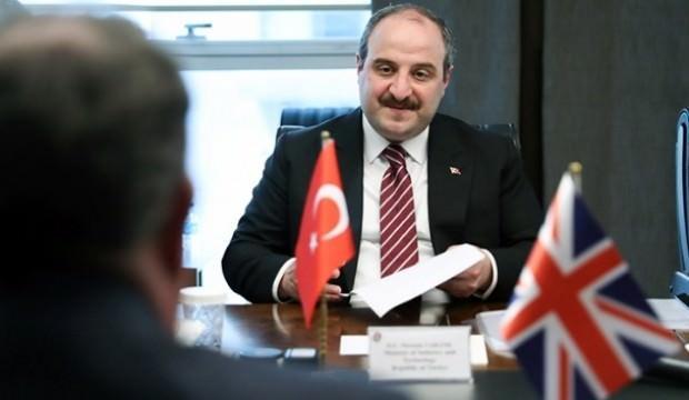 Bakan Varank ''Girişimci ve Yenilikçi Üniversite Endeksi''ni açıkladı