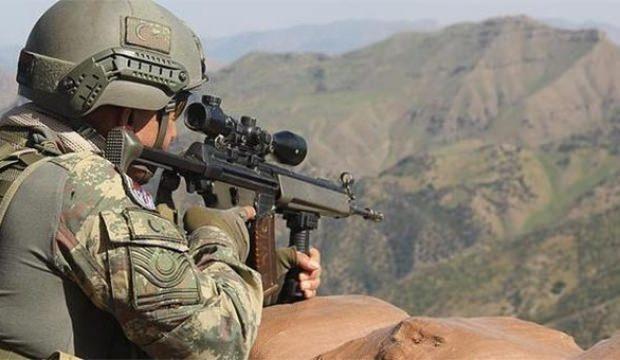 Operasyon devam ediyor... 1 terörist öldürüldü