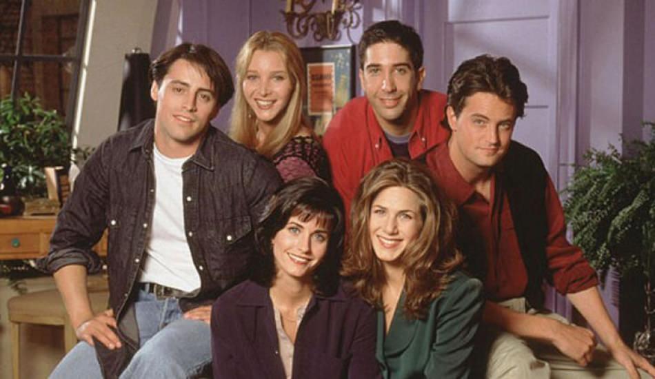 Friends ekibi koronavirüs bağışı karşılığında dizi çekimlere davet ediyor!