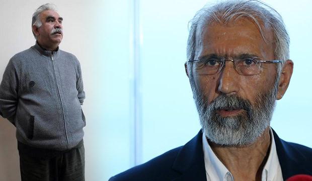 Teröristbaşı Öcalan'ın mektubunu paylaşan Ali Kemal Özcan kimdir?