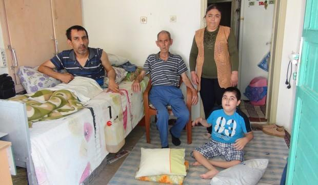 4 kişilik ailenin yaşam mücadelesi yürekleri burkuyor