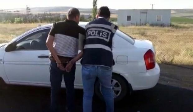 Polis suçüstü yaptı! 'Balta' yakalandı!