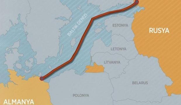 Kuzey Akım-2 doğalgaz boru hattı projesi