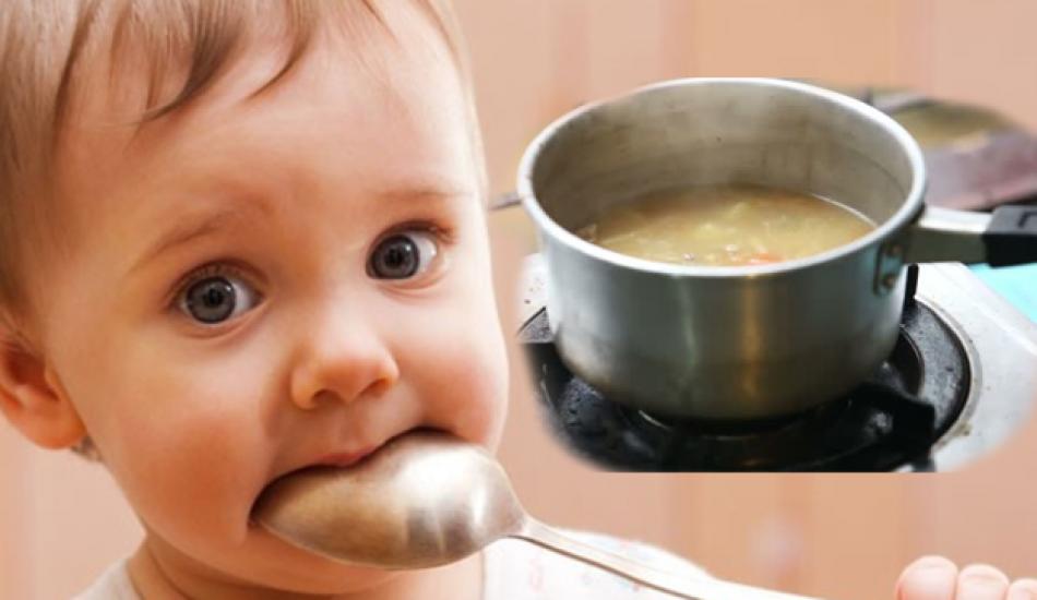 Bebeklere kilo aldıran çorba nasıl yapılır? Bebekler için besleyici ve doyurucu çorba tarifi