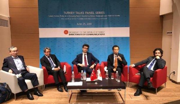 Cumhurbaşkanlığı'ndan Japonya'da Türkiye paneli