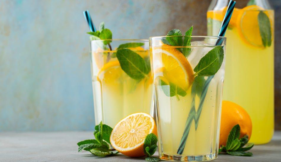 Evde limonata nasıl yapılır? 1 limondan 3 litre limonata tarifi