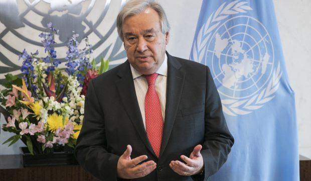 Guterres'ten G20 çağrısı! Anlaşmayı koruyun