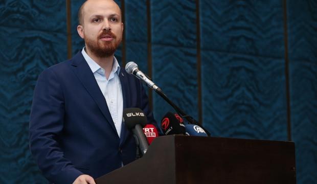 Bilal Erdoğan: 'Bu ödül bütün Türkiye'nin ödülü olacak'