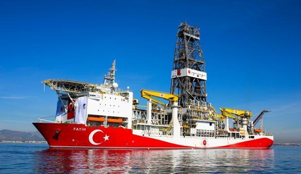 Doğu Akdeniz'de provokasyon! Yasal işlem başlattılar