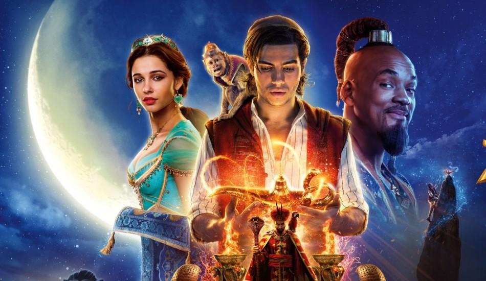 """""""Aladdin"""" filmi dünya gişe rekorunu kırdı!"""