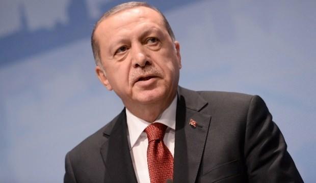 Cumhurbaşkanı Erdoğan'dan Ali Gürbüz'e tebrik