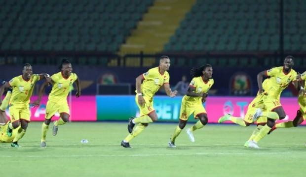 Fas, Afrika Uluslar Kupası'na penaltılarla veda etti
