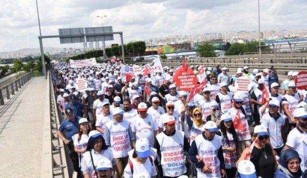 CHP'nin işçi kıyımı isyan ettirdi! Hak-İş açlık grevine başlıyor