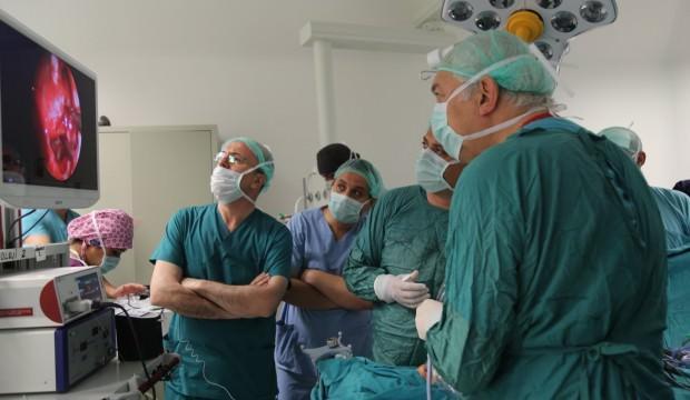 Kayseri Şehir Hastanesinde bir ilk gerçekleşti