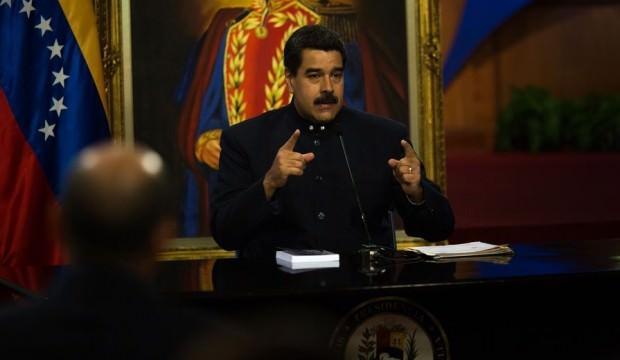 Maduro Rusya'ya gidiyor: Dostumuz Putin ile görüşeceğim