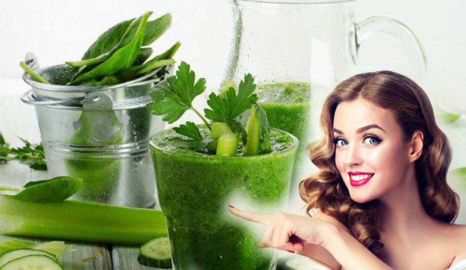 Aç karna maydanoz suyu içmenin faydası var mı? Göbek eriten maydanoz suyu ile zayıflama