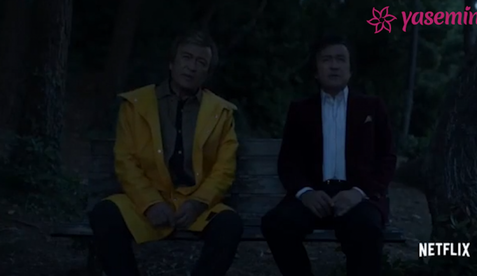 Netflix dizisi Dark'ta Erol Evgin sürprizi!