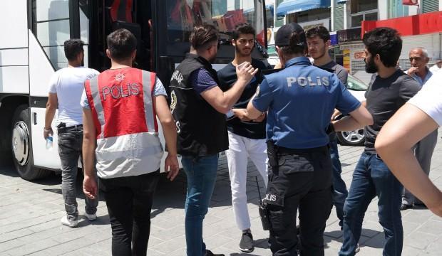 Niğde'de 37 göçmen yakalandı