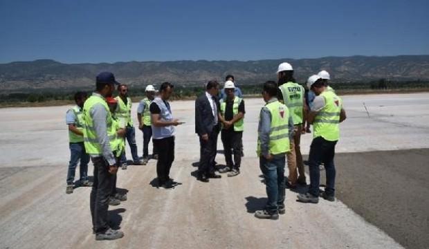 Tokat'ta yeni havalimanı 2020'de açılacak