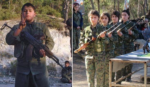 BM'de terör örgütü YPG/PKK skandalı!