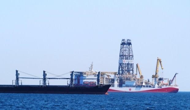 Yavuz sondaj gemisi, KKTC açıklarına ulaştı