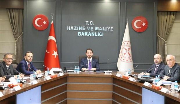 Bakan Albayrak'tan FİKKO toplantısına ilişkin açıklama