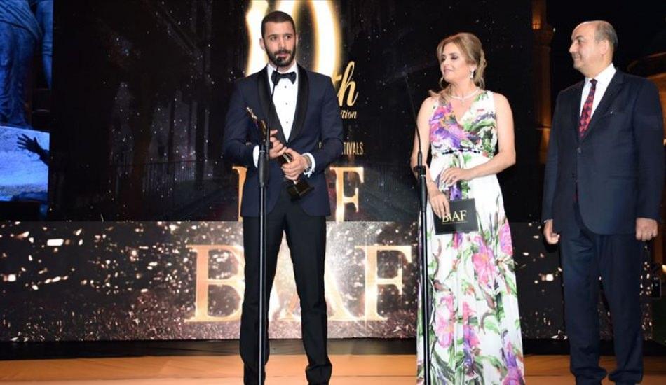 Barış Arduç'a Lübnan ödülü!