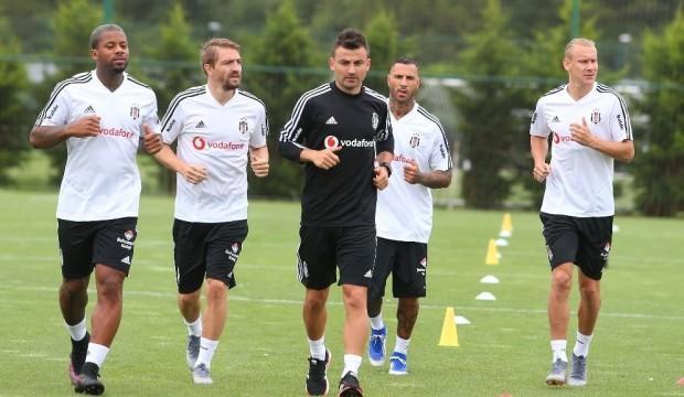 Beşiktaş'ta Quaresma döndü