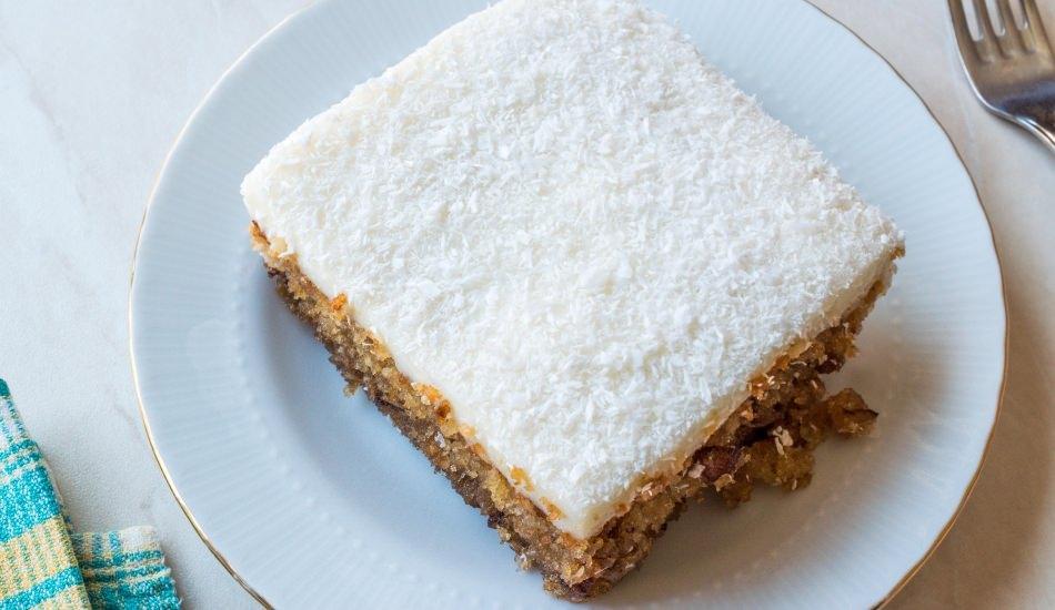 Kıbrıs tatlısı nasıl yapılır? En kolay Kıbrıs tatlısı tarifi