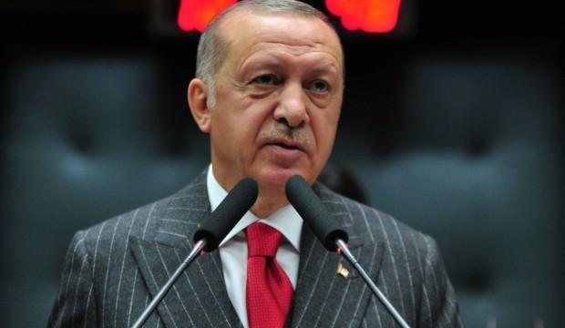 Erdoğan: Bu tarih boyunca asla unutulmayacaktır...