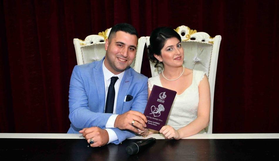 Bu yıl evlenen çiftlerin tercihi Nisan ayı oldu
