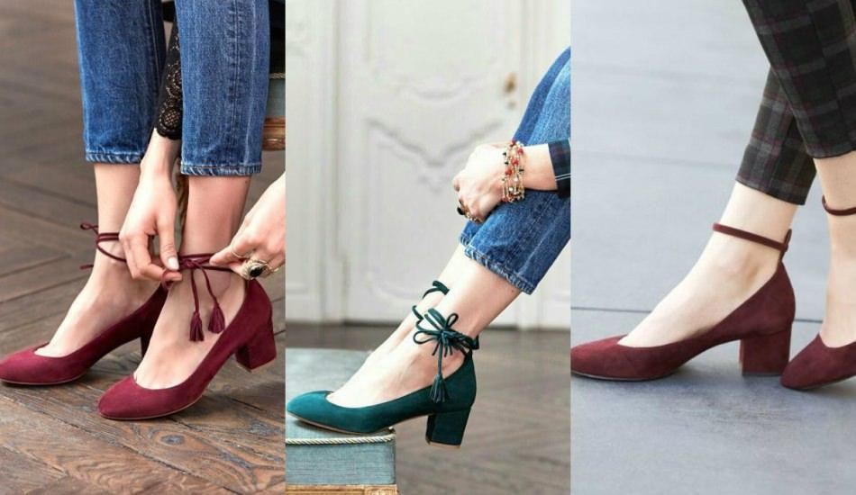 Kalın bilekliler için doğru ayakkabı seçimi