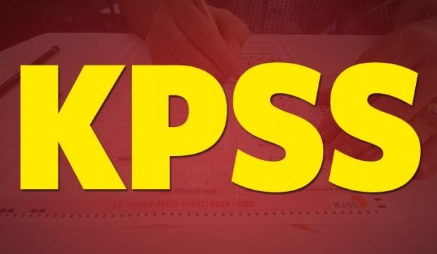 KPSS sınavı için geri sayım! Sınava girecekler dikkat!