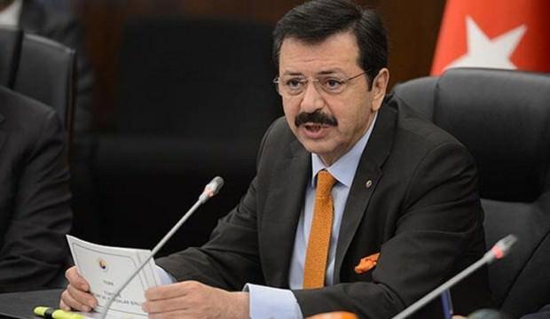 TOBB Başkanı: Türkiye ekonomisi tarihi stres testi geçirdi