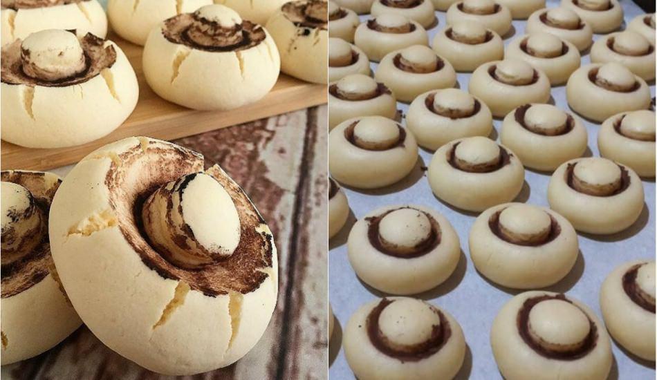 En kolay mantar kurabiye nasıl yapılır? Mantar kurabiye yapmanın pratik yolu