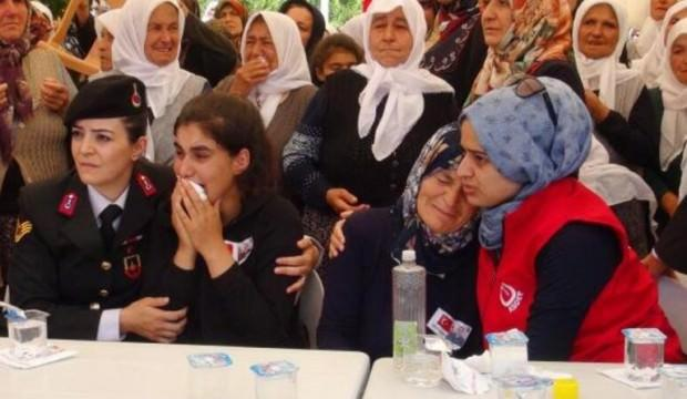 Şehit Uzman Onbaşı Hüseyin Mertoğlu Burdur'da toprağa verildi