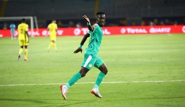Senegal tek golle yarı finalde!