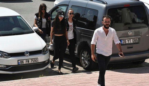 Sosyal medya 'fenomeni' Pelinsu gözaltına alındı