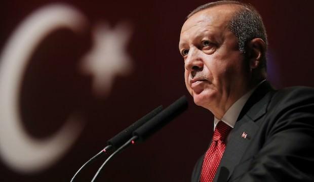 Erdoğan'dan Şehit Osman Köse'nin ailesine taziye mesajı