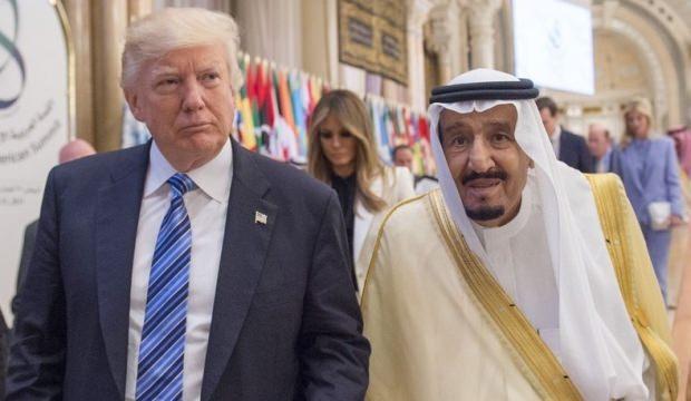 'ABD Suudi Arabistan'a yüzlerce asker gönderecek'