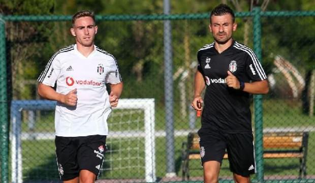 Beşiktaş'ta Tyler Boyd siftah yaptı
