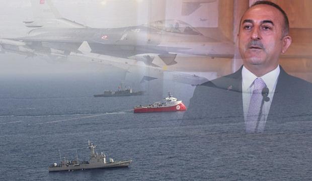 Çavuşoğlu, AB'ye rest çekip müjdeli haberi verdi: 4'üncüsü de yolda