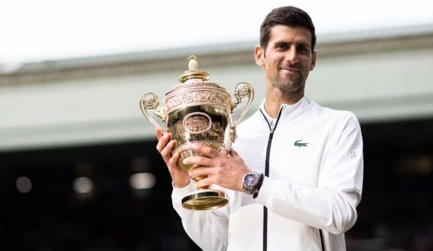 Federer'i deviren Djokovic'in kazandığı dev rakam!