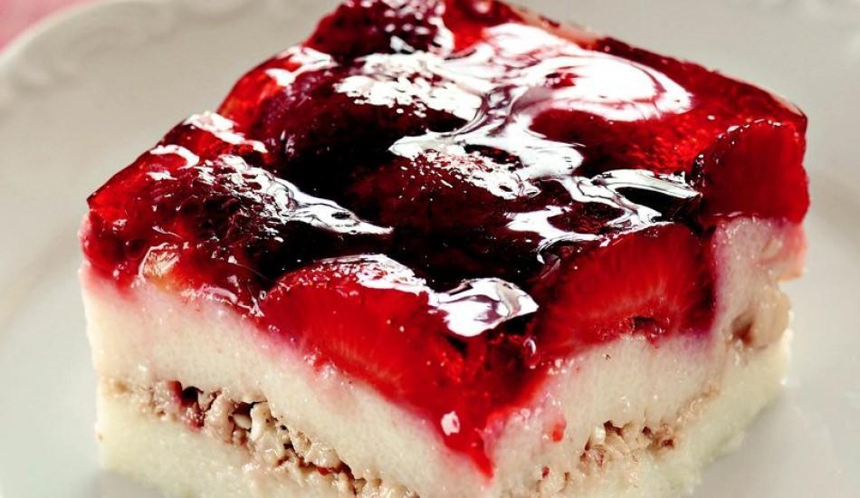 İrmikli en kolay yaz tatlısı tarifi! Enfes irmikle yapılan tatlı tarifi