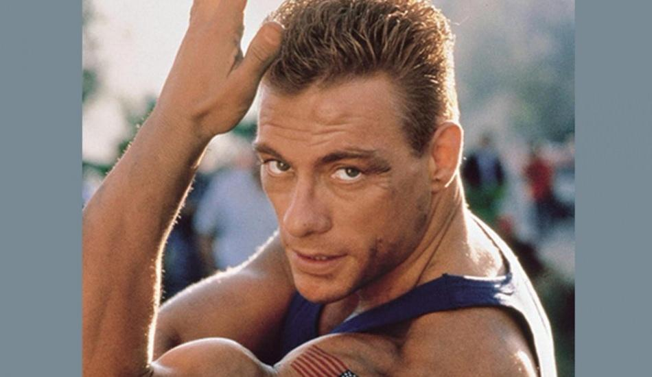 Jean Claude Van Damme Bodrum'da objektiflere takıldı!